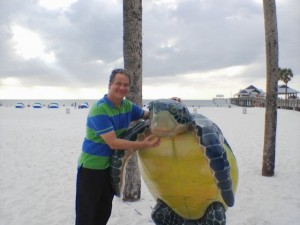 Fun London at Clearwater Beach