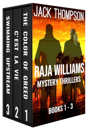 Raja Williams Books 1-3