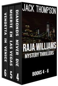 Raja Williams Books 4-6