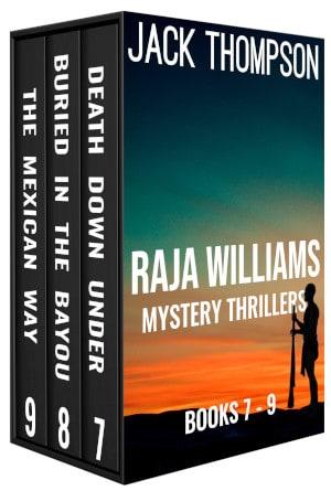 Raja Williams Books 7-9