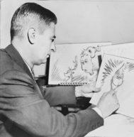 Ted Geisel aka Dr. Seuss